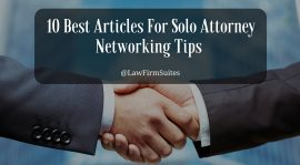 Social Networking Tips For Attorneys