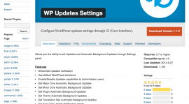 How To Update Your WordPress Blog In One Click Even If The Upgrade Fails
