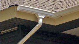 TIPS FOR REPLACING YOUR GUTTERS AND DOWNSPOUT