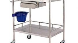 Features and Advantages of Stainless Steel Medical Trolleys