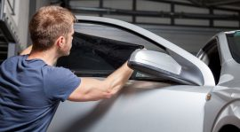 How can you Repair your Window Tinting?