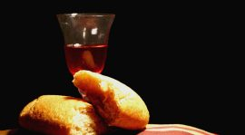Communion: Digesting The Bread of Life
