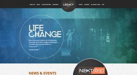Church Websites Design – What Do You Need in Your Design?