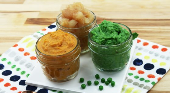 A Beginners Guide To Making Homemade Baby Food