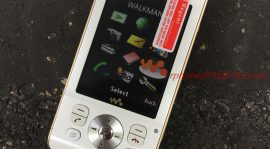 Sony Ericsson W580i & Sony Ericsson W380i – Amazing Music Phones