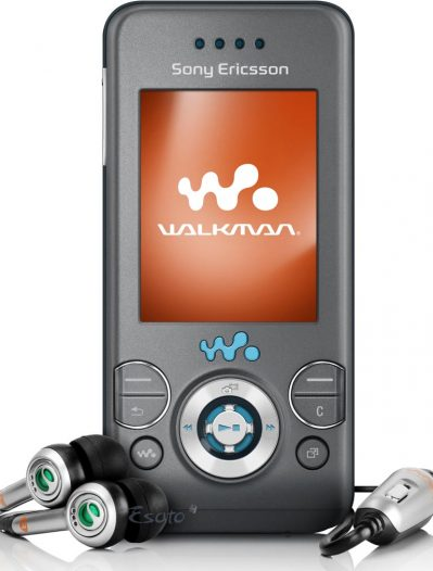 Sony Ericsson W-Series Phones With Awesome Music Playback Capabilities