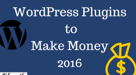 Earn Money Online – search engine optimization With WordPress Plugins