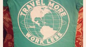 Work Less and Travel More