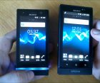 Floating Touch on the Sony Xperia Sola