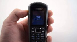 Samsung B2100 Xplorer Review – The Samsung B2100 Xplorer Explored