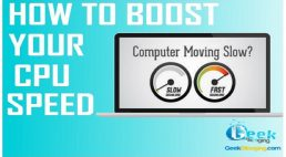 Fix Errors and Speed Up PC – Ways to Increase Your Computer's Rapidity
