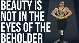 Fashion and Beauty – Both in the Eyes of the Beholder?