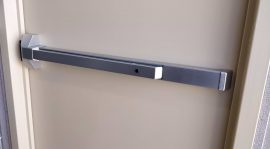 Benefits of Panic Bar Systems for Commercial Properties