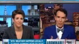Just an Observation – MSNBC Has More True Conservatives Than Fox News