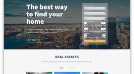 One Of The Best Realtor WordPress Themes For Real Estate Agent Websites