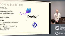 Zephyr: A Wearable Operating System